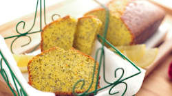 Take A Coffee Break With This Gluten-Free Lemon Poppy Seed Loaf