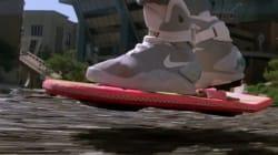 Vous pouvez désormais faire de l'hoverboard en
