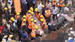 A Birthday Ends In Tragedy; Thane Building Collapse Wipes Out Two