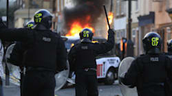 London Riots: On the Ground in Camden
