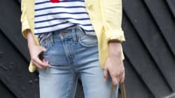 Here's How To Style Your Jeans This