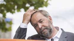 Mulcair Non-Committal About 2 High-Profile