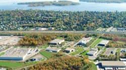 L'usine de carton de Baie-D'Urfé