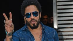 Lenny Kravitz Responds To #Penisgate In The Best Way