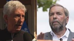 Oléoduc Énergie-Est : le NPD a-t-il un double discours?