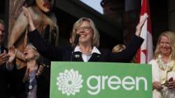 Elizabeth May ne veut plus être chef du Parti vert du