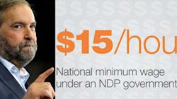 NDP Denies Minimum Wage Pledge Is