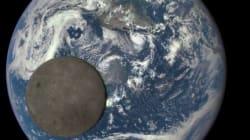 Une incroyable photo de la Terre et sa