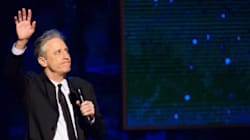 Stephen Colbert Pays Tribute To Jon Stewart With Moving