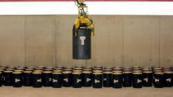 Déchets nucléaires: Bercy annonce une loi après la censure du Conseil