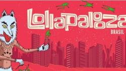 Lollapalooza divulga as datas para a edição 2016 do