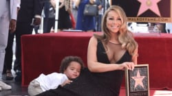 Mariah Carey's Kids Steal Her Spotlight At Hollywood Walk Of