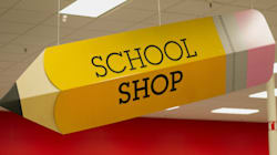 Shopping for Back to School Doesn't Have to Be a