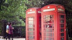 Le mitiche cabine telefoniche inglesi potrebbero diventare