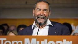 Mulcair recrute un «ministrable», Harper hanté par Duffy