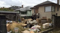 $813,000 Vancouver Home Turns Into Dumping