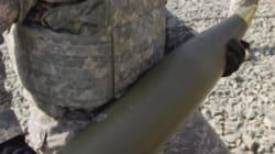 Live Artillery Round Found In West