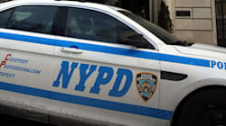 New York Police Find Man's Body With 'Cement