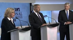Green Leader Pins Harper On Environmental, Economic