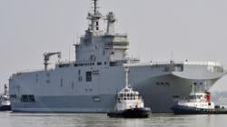 L'Égypte et L'Arabie saoudite candidates au rachat des navires de