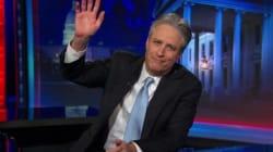 Les adieux des stars à Jon Stewart du Daily Show