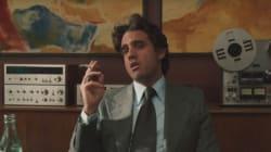 Les premières images de la série TV de Martin Scorsese et Mick