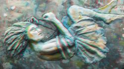 La prima street-art in 3D: ad Ostia si ritorna