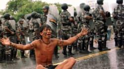 Violência e assassinatos de indígenas disparam no
