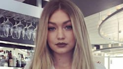 Gigi Hadid Just Joined The Pastel Hair