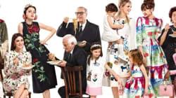Dolce & Gabbana met la famille à l'honneur pour la rentrée