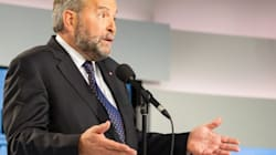 Mulcair Will Attend Munk Debate, NDP