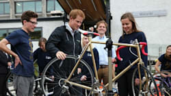 You Can Own Prince Harry's Bike For As Little As