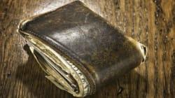 Un soldat américain retrouve son portefeuille perdu en