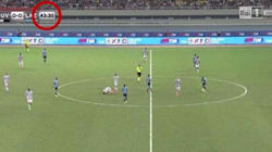 Supercoppa Juve-Lazio in salsa cinese: pessima regia, e il cronometro perde 2 secondi al
