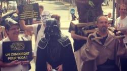 L'Ordre Jedi de Metz a défilé samedi (et c'est très