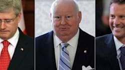 Circle Around Harper Lands In Duffy Trial's
