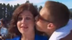 CBC Reporter's 'Silly Kiss Is Not A Crime': B.C.