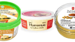 Hummus With The Most And Least Amount Of