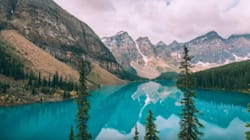 Canadian Rockies Are Magical As Ever In Stunning Drone