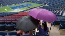 Coupe Rogers: quand le mauvais temps est de la