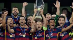 Regardez les 9 buts inscrits par le Barça et Séville en finale de la Supercoupe
