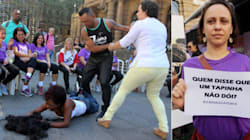 PESQUISA: Uma em cada 5 mulheres já foi espancada no