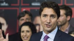 Trudeau Says He'll Grow The Economy 'From The Heart