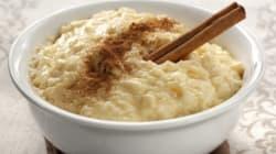 Rice Pudding: Recipe