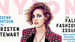 Kristen Stewart Goes Rocker Chic On The Cover Of