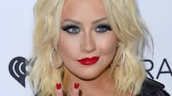 Christina Aguilera's Topless Selfie Shows Just How Body Confident She