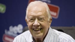 Jimmy Carter Says His Brain Cancer Is