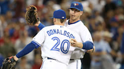 Blue Jays Surge To 10th Straight