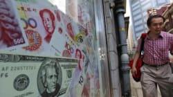La Cina svaluta ancora lo yuan, terza volta in tre