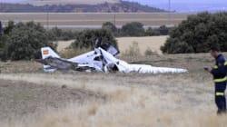 Mueren tres personas en un accidente de avioneta en